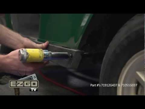 How to Install an E-Z-GO TXT Body and Cowl