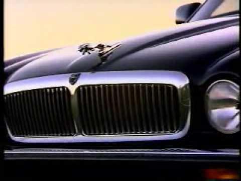 Jaguar xjs 1995 года фото