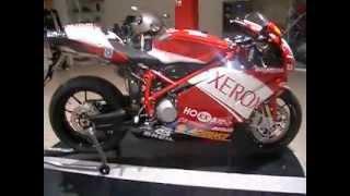 8. Ducati 999R Xerox 150 Hp Superbike