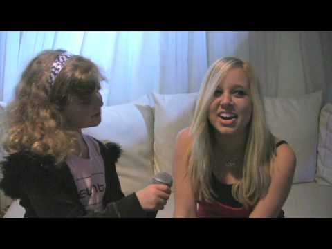 Brooke Scher Interview with Planet's Youngest Professional Kid Reporter PIper Reese! (PQP 006)