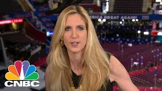 Ann Coulter On Roger Ailes And Fox News | Squawk Box | CNBC