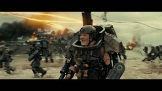 Nonton Edge Of Tomorrow  2014     Day One  First Battle Scene    Part 1  1080p  Film Subtitle Indonesia Streaming Movie Download