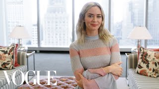 Video 73 Questions With Emily Blunt | Vogue MP3, 3GP, MP4, WEBM, AVI, FLV Mei 2019