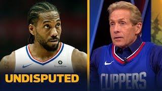 Skip Bayless makes a BIG announcement: Kawhi Leonard has won him back | NBA | UNDISPUTED