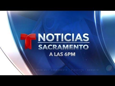 Noticias Telemundo Sacramento: Edición Digital (Lunes, 19 de Febrero, 2018)