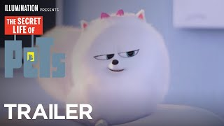 The Secret Life Of Pets - Trailer #3 (HD) - Illumination full download video download mp3 download music download