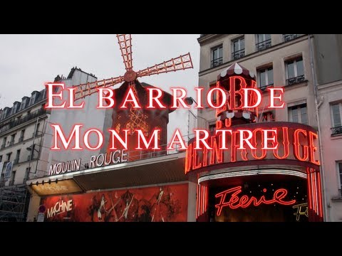 Como en Moulin Rouge – Paris 6 AXM