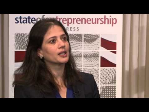 Arpana Mathur comments following the 2015 State of Entrepreneurship Address
