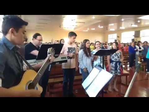 Glória (Missa Igreja Matriz de Santa Helena de Goiás)