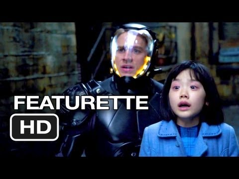 Pacific Rim Featurette - The Drift (2013) - Guillermo del Toro Movie HD Video