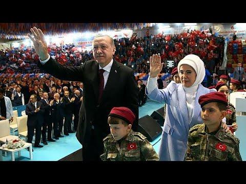 Erdogan zu Syrien: