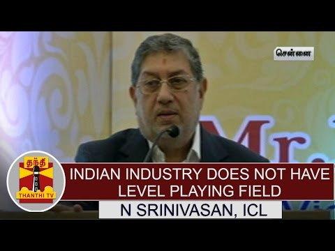 Indian-industry-does-not-have-level-playing-field--N-Srinivasan-India-Cements-Ltd