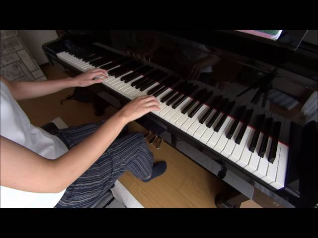 「渚のアデリーヌ」~大人のためのピアノ悠々塾(入門編)