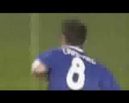 Frank Lampard vs. Steven Gerrard