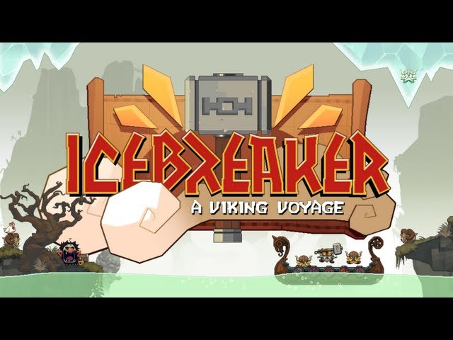 Icebreaker: OUT NOW!
