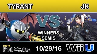 One of the wildest set happened this weekend between Tyrant (MK) and JK (Bayonetta) that might get underlook
