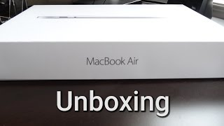 """Nonton MacBook Air 13"""" (2015) Unboxing and First Impression Film Subtitle Indonesia Streaming Movie Download"""