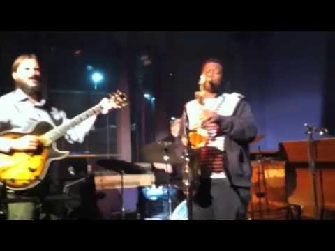 Earnest Melton at the Blue Room   Sept 17, 2013