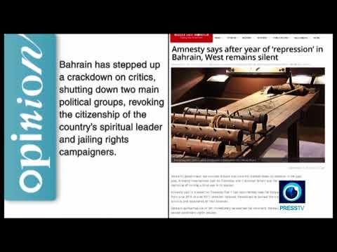 Bahrain's repressive regime