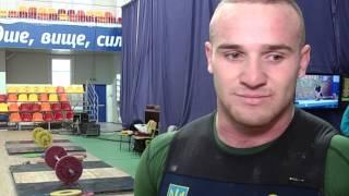 У Городку завершився чемпіонат України з важкої атлетики