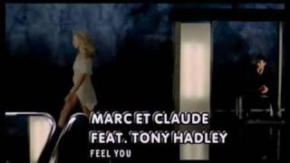 Marc Et Claude Feat. Tony Hadley Feel You retronew