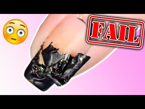 WORST NAIL FAILS EVER - Never before seen!