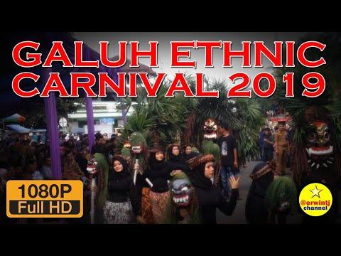 Galuh Ethnic Carnival (GEC) Hari Jadi Ciamis ke 377 - Kesenian Helaran #1