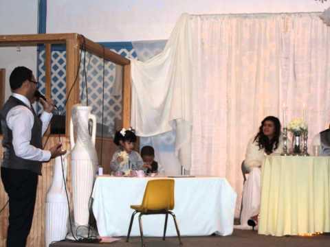 Jennilee's Wedding (видео)