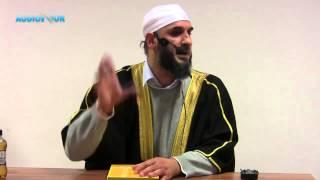 Abdullah ibn Hudhafe es Sehmi - Hoxhë Kamber Xhemaili