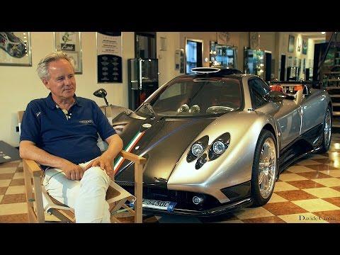 Intervista a Horacio Pagani - Davide Cironi Drive Experience (ENG.SUBS)