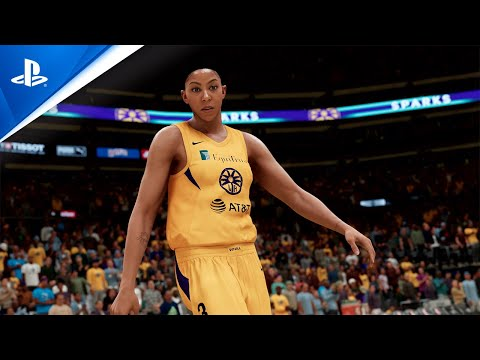 NBA 2K21: Introducing The W | PS5