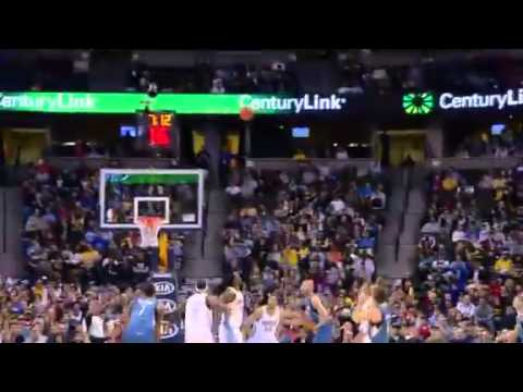 Dunk of the Night - Derrick SKIES to the Rim for the BIG Putback Slam | 01/03/2013 | NBA Season 2013