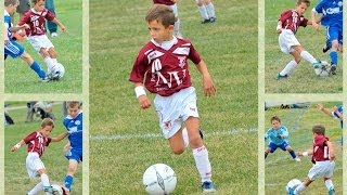 Amazing 8 year old soccer player! Charlie Bontis