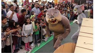 Video Tom & Jerry at Dubai Shopping Festival MP3, 3GP, MP4, WEBM, AVI, FLV Oktober 2018