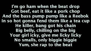 Far East Movement - Dirty Bass ft. Tyga (LYRICS)