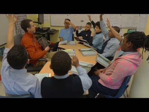 Is Common Core tougher on special education students?