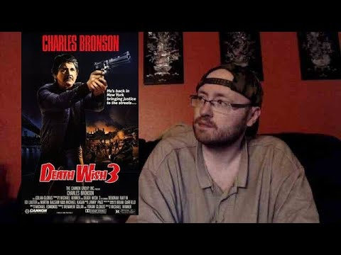 Death Wish 3 (1985) Movie Review - Extremely Fun '80s Flick