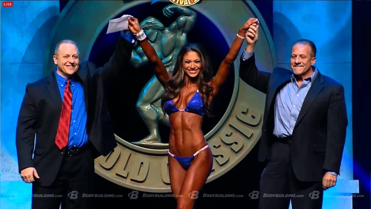 Arnold Classic ASF 2015 Pro Bikini Fitness Finals – Award Ceremony