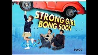"""Download Lagu STRONG GIRL BONG SOON GMA-7 Theme Song """"Ganito na pala ang Pag ibig"""" Marika Sasaki (MV with lyrics) Mp3"""