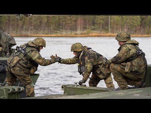 Στα Σκόπια στρατιωτικοί εκπρόσωποι του ΝΑΤΟ