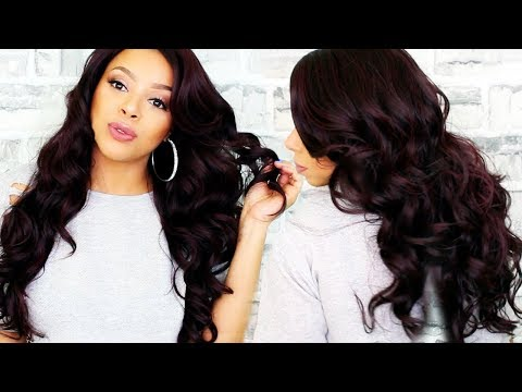 ALL GLAM NO JUSTICE |  ZURY SIS GLAM LACE FRONT WIG DELUX