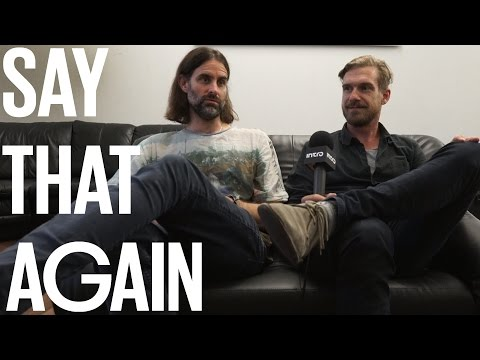 Posterframe zu Say That Again?! mit Miike Snow