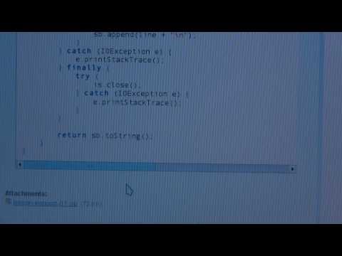 Linked In API Java Tutorial Part 1