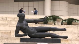 #974 Willkommen im Getty Center in Los Angeles