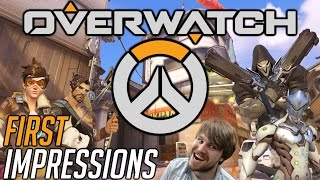 Overwatch First Impressions