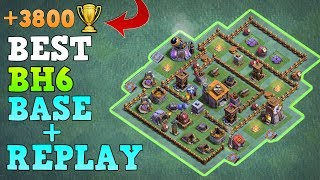 Clash of Clans Best Builder Hall 6 (BH6 Base) Anti 3 Star / Anti 2 Star Base Layout [Town Hall 6 (TH6) ] / Trophy Push Base / Trool Bases / shown Defensive Replay / Max Base / New Update 2017 Clash of Clans Builder Base Layout / Night Village. This Base created after the Update of Roaster and Night Witch. Bases done after CoC Versus Battle Update with New Troops and Buildings like Crusher, Multi Mortar, Push Trap, Cannon Cart, Bomber, Battle Machine aka New Hero, Gem Mine, Clock Tower, NEW ROASTER etc.This is the Best BH6 Builder Base 6 2017, Using this base design your base will never get 3 star this is also an Trophy Pushing Base for Builder Base 6. Trophy over 3800+.Replay shown in video is Battle with all troops, including Raged Barbarian, Sneaky Archer, Boxer Giant, Bomber, Dragon, NIGHT WITCH UPDATEIf you guys want 3 Star Attack Strategy for BH6 then let me know in comment box below. And Above basee doesn't have ------------------------------------------------------➜ Bringing to you: Clash of Clans [CoC]  Attack Strategies and Raids  War Base layout  Farm Base layout  For Town Hall - TH7 TH8 TH9TH10 AND TH11  For Builder Hall –  BH3 BH4 BH5 BH6 BH7------------------- Thank You for Watching! ------------------➜ Please Like ,Share And Subscribe!!➜ Share: https://youtu.be/eWhONcOXeWY➜ Subscribe: https://goo.gl/AWuJLF ----------------------------------------­­­---------------------------------➜ How to 3 Star Popular Builder Base 5 [BH5]https://youtu.be/X1P3NHJu_u0----------------------------------------­­­---------------------------------➜ How to 3 Star Popular Builder Base 4 [BH4]https://youtu.be/o-e-yIPfG1U----------------------------------------­­­---------------------------------➜ Builder Hall 5 Base [BH5 Builder Base] Clash of Clanshttps://goo.gl/ZyQgy6 ----------------------------------------­­­---------------------------------➜ Builder Hall 4 Base [BH4 Builder Base] Clash of Clans https://goo.gl/kTviSh ----------------------------------------­­­---------------------------------➜ Builder Hall 3 Base [BH3 Builder Base] Clash of Clans https://goo.gl/NslbTB ----------------------------------------­­­---------------------------------➜ Town Hall 9 [TH9] Attack Strategy 2017 Clan Wars https://goo.gl/1KiO1Q ----------------------------------------­­­---------------------------------➜ Town Hall 9 [TH10] Attack Strategy 2017 Clan Wars https://goo.gl/fMPhNV ----------------------------------------­­­---------------------------------➜Town Hall 11 [TH11] Attack Strategy 2017 Clan Wars https://goo.gl/FB9Rbm ----------------------------------------­­­---------------------------------➜Clash of ClansClash of Clans is an online multiplayer game in which players build a community, train troops, and attack other players to earn gold and elixir, and Dark Elixir, which can be used to build defenses that protect the player from other players' attacks, and to train and upgrade troops. The game also features a pseudo-single player campaign in which the player must attack a series of fortified goblin villagesNew Features:● Journey to the Builder Base and discover new buildings and characters in a new mysterious world.● Battle with all new troops, including Raged Barbarian, Sneaky Archer, Boxer Giant, Bomber, Cannon Cart, and the new Hero Battle Machine.● Go head to head with other players in the new Versus battle mode.Category: GameInitial release date: August 2, 2012Mode: Massively multiplayer online gameGenre: Strategy Video Game.Platforms: Android, iOS.Publisher: SupercellDeveloper: Supercell----------------------------------------­­­---------------------------------➜Music:Song Cartoon - Why We Lose (feat. Coleman Trapp)Music provided by NoCopyrightSounds.Video Link: https://youtu.be/zyXmsVwZqX4 - NoCopyrightSoundDefqwop ft Strix  - Heart Afire (Original Mix)   https://soundcloud.com/defqwop - NoCopyrightSounds----------------------------------------­­­---------------------------------Finite Gamer