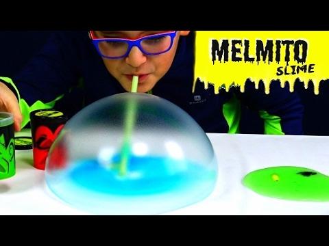 BOLLA DI MELMITO SLIME - Leo Toys