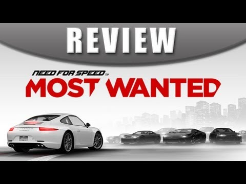 Need for Speed : Most Wanted U Wii U