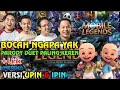 Parody,.,.Bocah Ngapa Yak WALI BAND Versi Mobile Legends