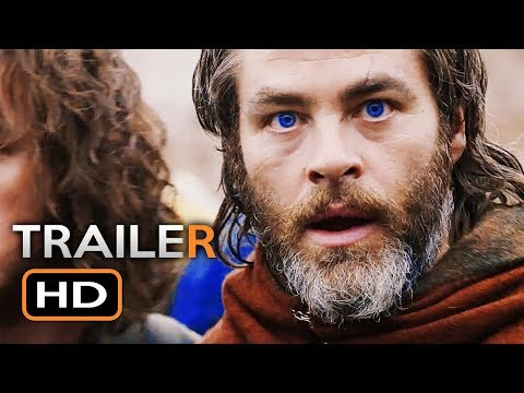 THE OUTLAW KING Official Trailer (2018) Chris Pine Netflix Drama Movie HD